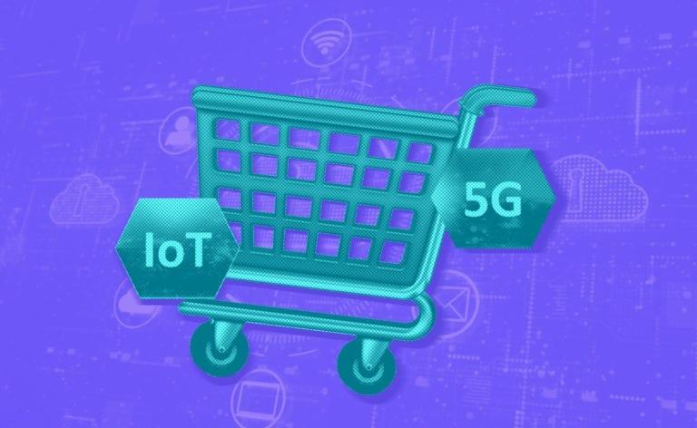Retail, IoT, 5G