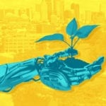 Robots, Sustainable, Environmental, IoT