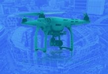 Construction Site Safety with Drones
