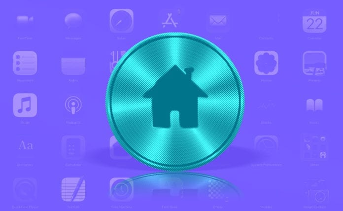 Skeumorphic design, Connected Home