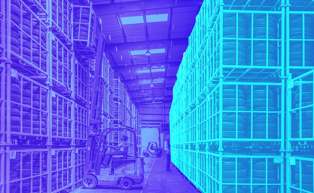 Improving Warehouse Inventory Management Using IoT