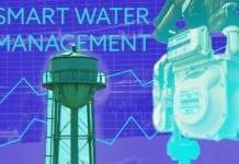 Smart Water Meter Management with IoT