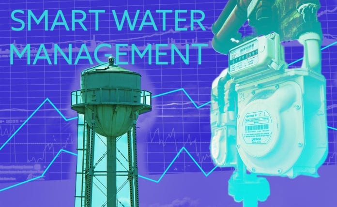 Smart water monitoring