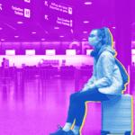 Air travel IoT