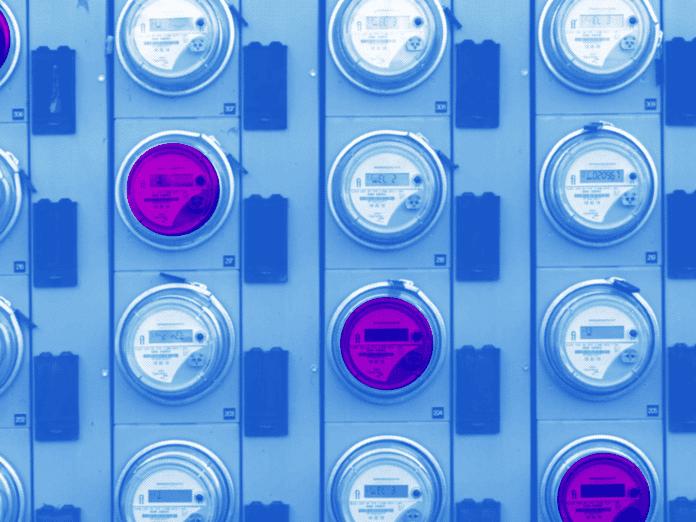 gas meter design