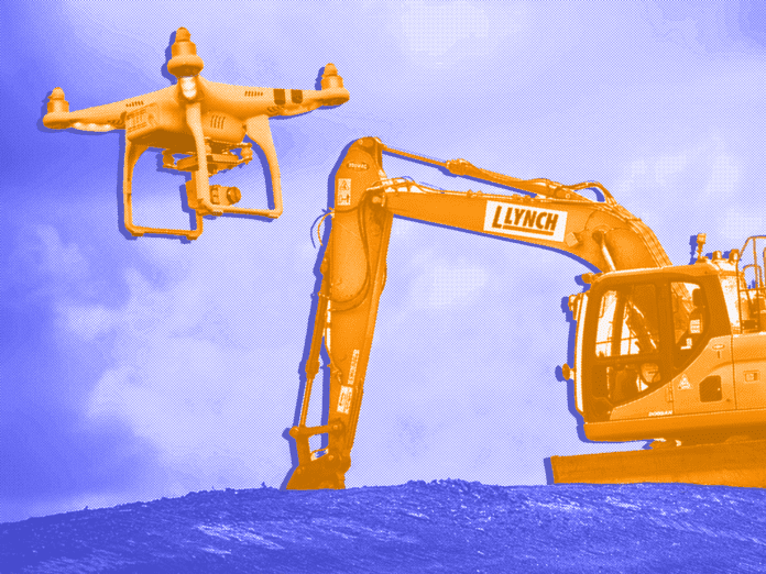 survey drones for construction