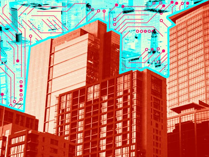 property tech smart building