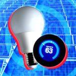Solar Power, sensors