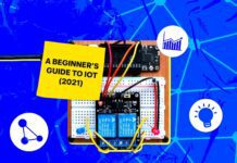 A Beginner's Guide to Internet of Things (IoT) 2021