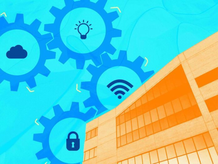facilities management automation iot