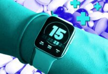 Wearable Health Tracking with IoT