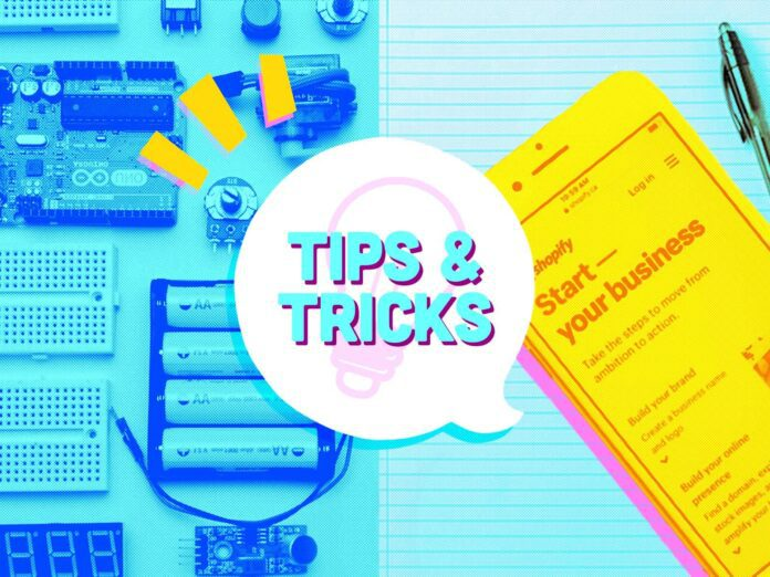 tips & tricks hardware ecommerce